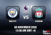 Man City v Liverpool Match Prediction – EPL – 9 November 20