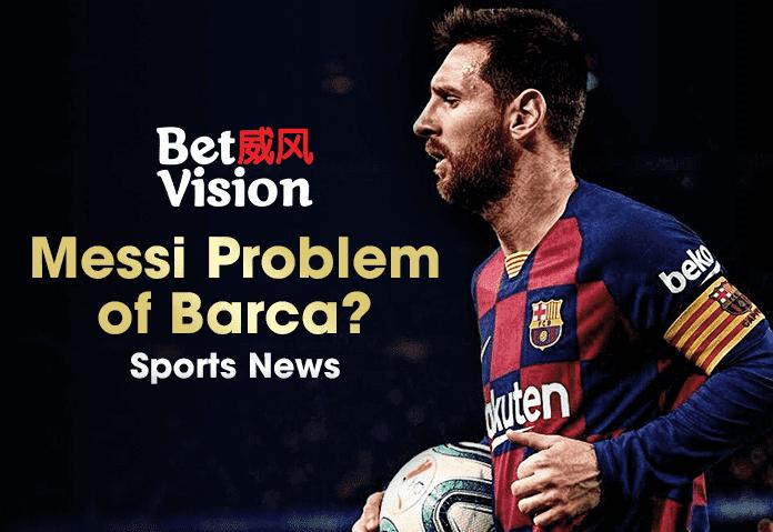 Messi Problem of Barca