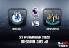 Newcastle v Chelsea Match Prediction – EPL – 21 November 20