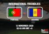 Portugal v Andorra International Friendlies Prediction - 12 Nov 20