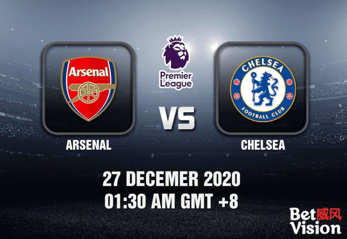 Arsenal v Chelsea Prediction - EPL - 27 Dec 20