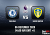 Chelsea v Leeds United Match Prediction - EPL - 6 December 20