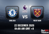 Chelsea v West Ham Predictions - EPL - 22 December 20