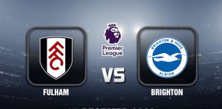 Fulham v Brighton Prediction - EPL - 17 Dec 20