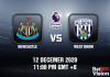Newcastle v West Brom Prediction - EPL - 12 December 20