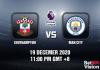 Southampton v Man City Prediction - EPL - 19 Dec 20