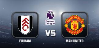 Fulham v Man United Prediction - EPL - 21 JAN 21