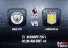 Man City v Aston Villa Prediction - EPL - 21 JAN 21