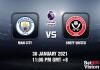 Man City v Sheff United Prediction - EPL - 30 JAN 21
