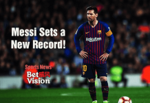 Messi Sets a New Record - Image Set