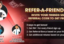 Refer a Friend Bonus Promo Tag