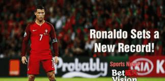 Ronaldo Sets Another Goal Scoring Record - Image Set 1