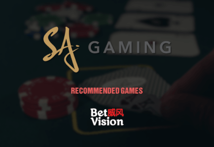 SA Gaming - Live Casino - Recommended Games - 8 JAN 21