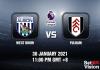 West Brom v Fulham Prediction - EPL - 30 JAN 21