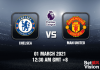 Chelsea v Man United Match Prediction - EPL - 01 FEB 21