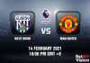 West Brom v Man United Prediction - EPL - 14 FEB 21