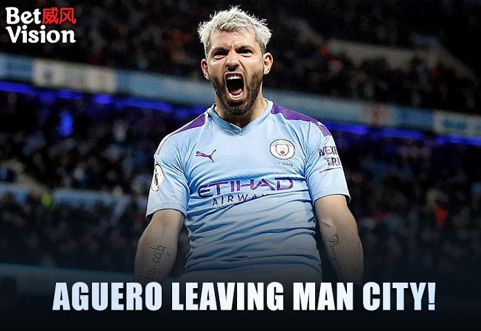Aguero Leaving Man City