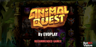 Animal Quest by EvoPlay - Recommended Games