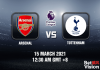 Arsenal v Tottenham Match Prediction - EPL - 15 MAR 21