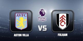 Aston VIlla v Fulham Match Prediction EPL 04 APR 21