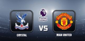Crystal v Man United Match Prediction - EPL - 04 MAR 2021