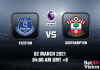 Everton v Southampton Match Prediction - EPL - 02 MAR 21