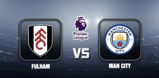 Fulham v Man City Match Prediction EPL 14 MAR 21