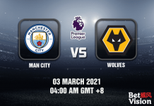 Man City v Wolves Match Prediction - EPL - 03 MAR 21