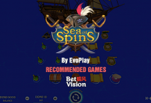 Sea of Spins by EvoPlay