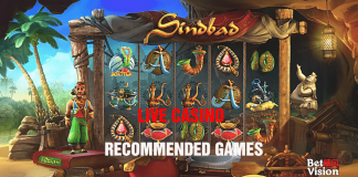 Sindbad - BetVision Recommended Games