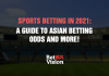 Sports Asian Betting Odds and More