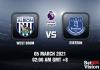West Brom v Everton Match Prediction - EPL - 5 MAR 2021