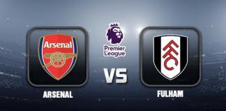 Arsenal v Fulham Match Prediction EPL 18 APR 21