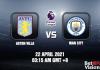 Aston Villa v Man City Match Prediction - EPL - 22 APR 21
