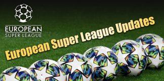 BVNews - European Super League Updates