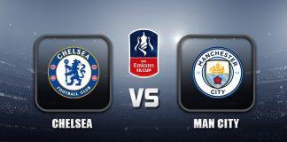 Chelsea v Man City FA Cup 18 APR 21