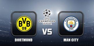 Dortmund v Man City UCL 15 APR 21