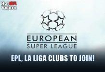 European Super League formed