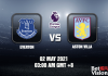 Everton v Aston Villa Match Prediction EPL 02 MAY 21