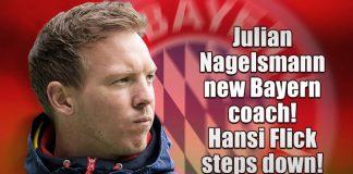 Julian Nagelsmann new Bayern coach