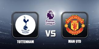 Tottenham v Man Utd - EPL - 11 APR 21