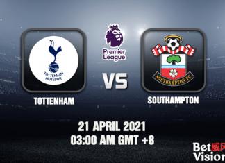 Tottenham v Southampton Match Prediction - EPL - 22 APR 21