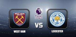West Ham v Leicester Match Prediction - EPL - 11 APR 21