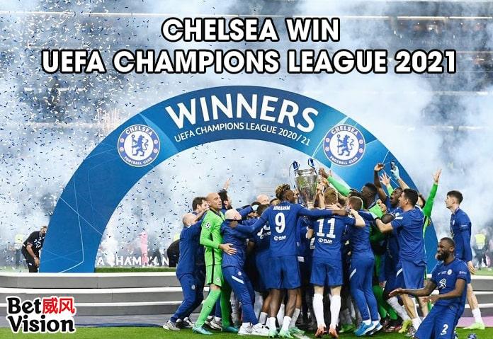 Chelsea win UEFA Champions League 2021-min