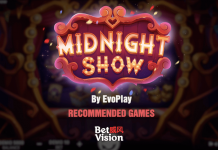 Midnight Show by EvoPlay