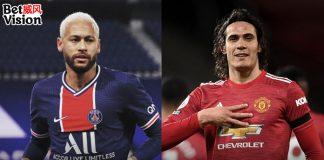 Neymar stay PSG Cavani stay Man Utd