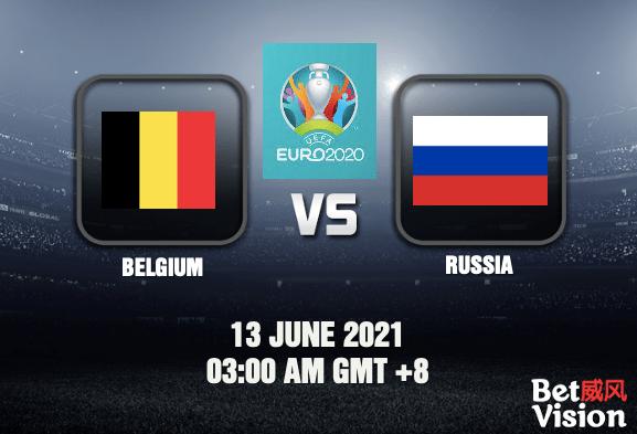 Belgium v Russia Prediction EURO 2020 13 JUN 21