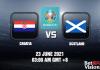 Croatia v Scotland Prediction EURO 2020 23 JUN 21
