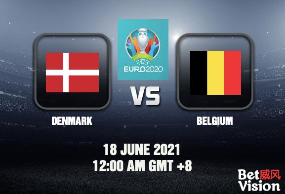 Denmark v Belgium Prediction EURO 2020 18 JUN 21