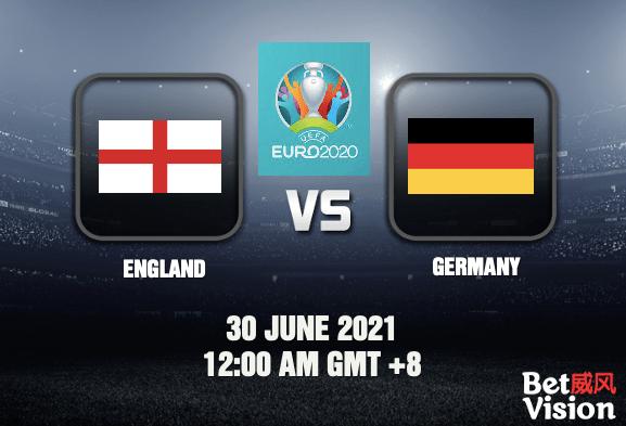 England v Germany Prediction EURO 2020 30 JUN 21
